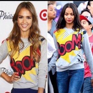 3.1 Phillip Lim Target BOOM Graphic Sweatshirt